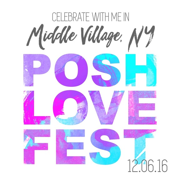 POSHMARK TURNS 5! CELEBRATING in QUEENS, NYC!