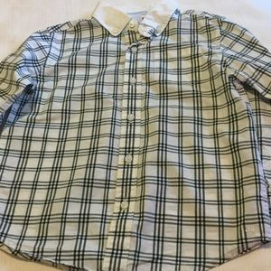 Janie and Jack Other - 🚦Janie and Jack buttom down boys shirt size 5