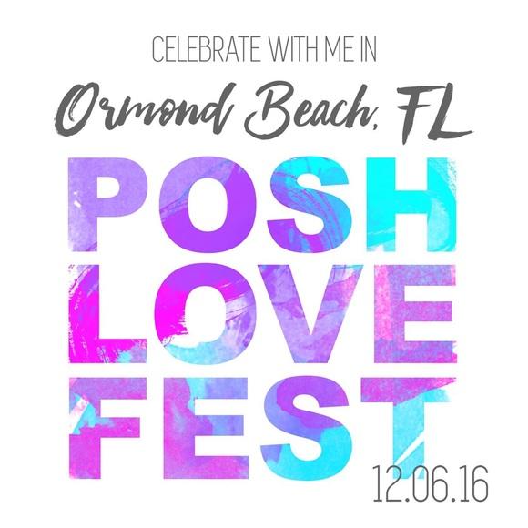#PoshLoveFest 6 December 2016 at 7:00 pm