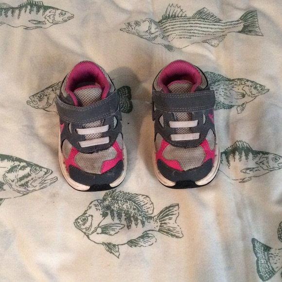 Nike Shoes Baby Girl Tennis Size 4c Poshmark