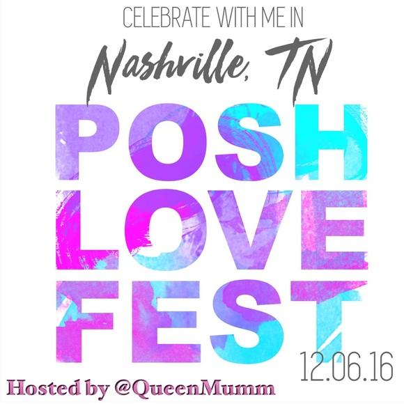 POSHLOVEFEST Nashville!