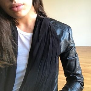 Fate Leather Jacket