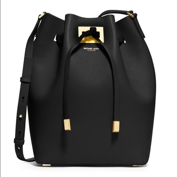 c9ace06eac98 Authentic Michael Kors collection Miranda bag. M_582dedacc6c7957e6602d2c7