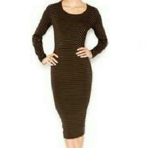 Bar III Dresses & Skirts - NWT Plus sz Bodycon Midi Dress