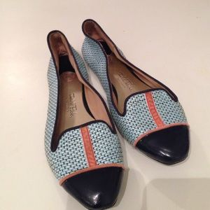 ISABEL TOLEDO Shoes - ISABEL TOLEDO FLATS!