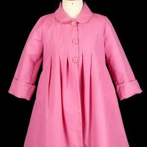 Florence Eiseman Other - Florence Eiseman Pink Coat Size 5 Girl's