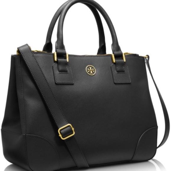 34% off Tory Burch Handbags - Tory Burch Robinson Large Zip-Top ...