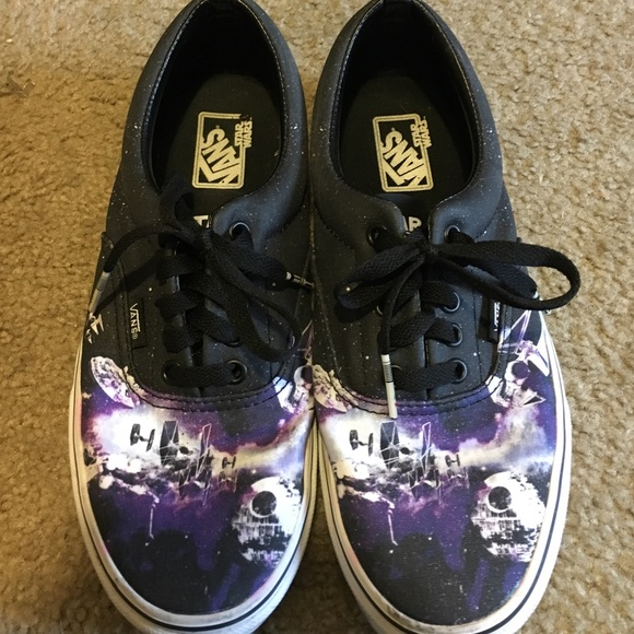Limited Edition Star Wars Vans. M 582dfdc46a5830f159030814 4adb82deae