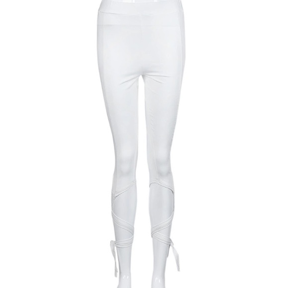 40% off lululemon athletica Pants - COMING SOON! White ...