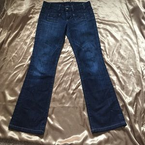 Citizens of humanity bootcut denim