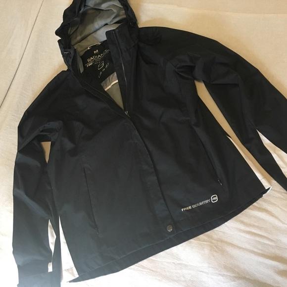 Radiance free country rain jacket