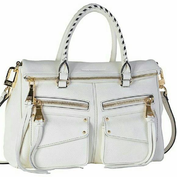 0db01976f0 Aimee Kestenberg Handbags - Aimee Kestenberg Leather Satchel Handbag - Soho