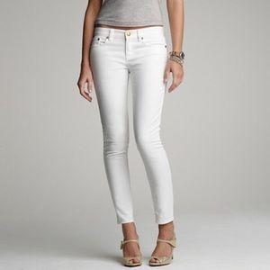 J. Crew Factory Pants - Jcrew white skinny jeans. Final price drop!