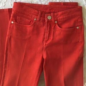 Loro Piana Denim - Lord Piana Coral Red Jeans