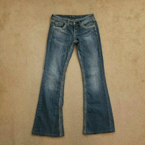 Silver Jeans - Med. Wash Silver Jeans Co. from Candice's closet on ...