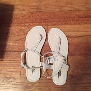 Charlotte Russe Shoes - NWT Charlotte Russe Sandals