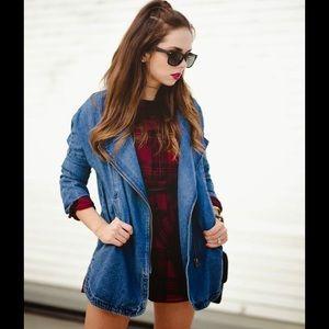 RENAMED Oversized jean jacket