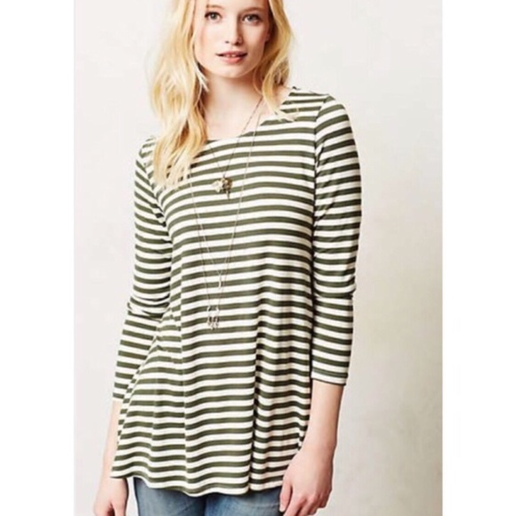 f1f1ccf02d7 Anthropologie Tops - Anthropologie Puella Darcy Swing Tunic