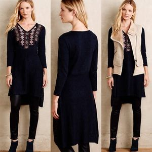 NWOT Anthropologie Akemi + Kin Embroidered Tunic
