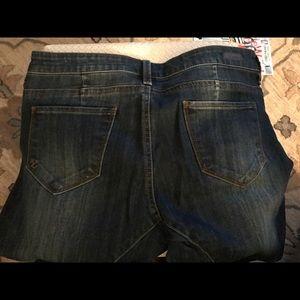 Kut from the Kloth Pants - KUT slim boyfriend crop