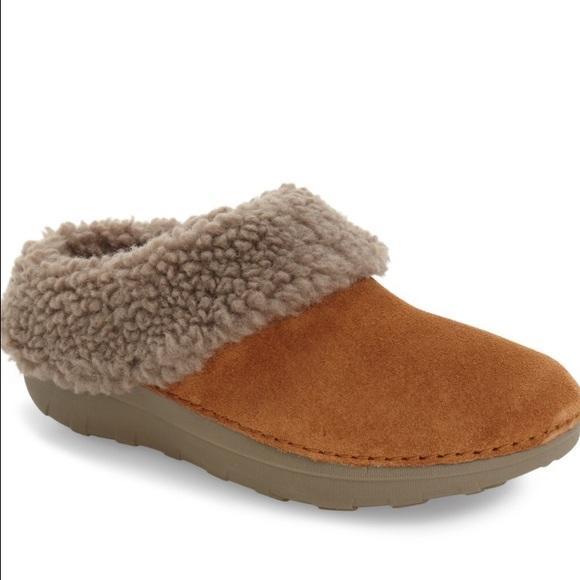 e8bea388ec5 ftf 382 a jpg Source · FitFlop Shoes Womens Loaff Snug Slippers In Chestnut  Poshmark