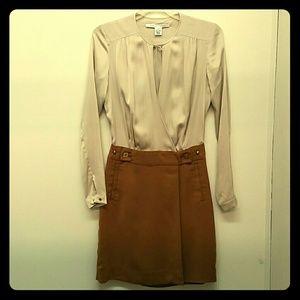 Diane VonFurstenberg Silk Wrap Dress