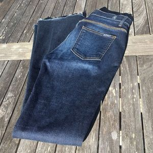 7 For All Mankind AU639144A Jeans 27 Cut Off