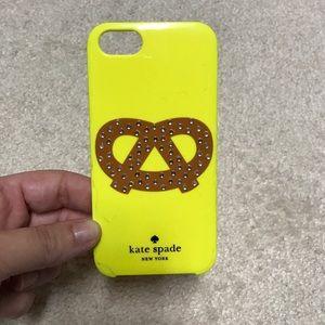Kate Spade iPhone5/5s phone case