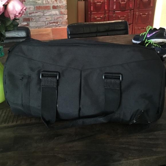 f8a4bfc967ba2e Jordan Handbags - Air Jordan medium sized duffle bag black like new
