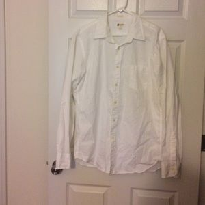 J. Crew Other - J.Crew Shirtings Tailored Fit Button Up shirt