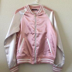 brandy Melville Ellie bomber jacket