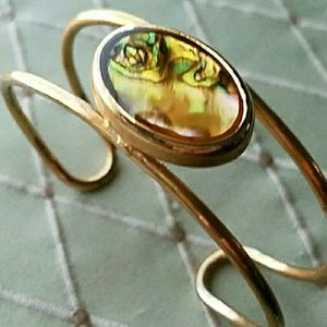 Cosmotis Jewelry - Gold Swirls