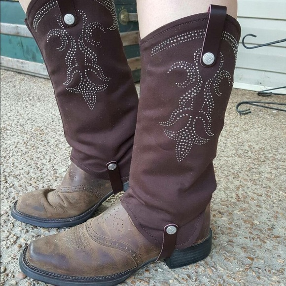Accessories | Cowboy Boot Covers | Poshmark