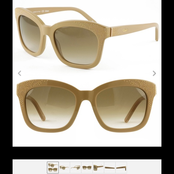 9303d79fcb Authentic Chloe Suzanna Cat Eye Sunglasses 😎