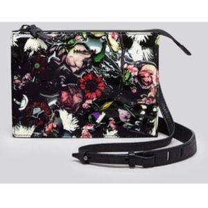 McQ Alexander McQueen Handbags - PRICE FIRM: McQ Festival Floral Crossbody Bag