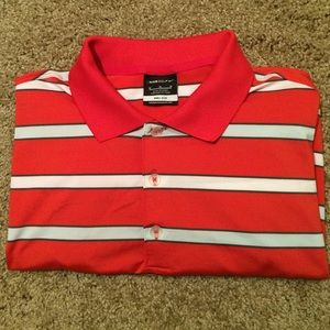 Nike Other - Nike DRI-FIT Golf polo shirt. Very cool!!