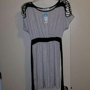 Zizzi Dresses & Skirts - Grey dress