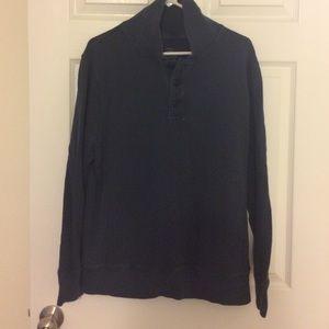 J. Crew Other - J.Crew Navy vintage fleece style sweatshirt