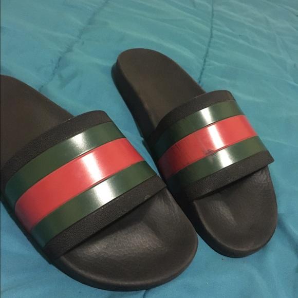 222df5d8b518 Gucci Other - Authentic Gucci flip flops
