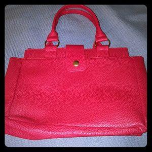 Handbags - RED PURSE