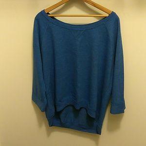 Oversized Slouchy Sweatshirt Sz 2XL