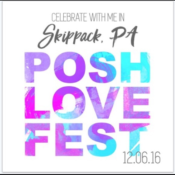 PoshLoveFest! Come join us in Skippack, PA!