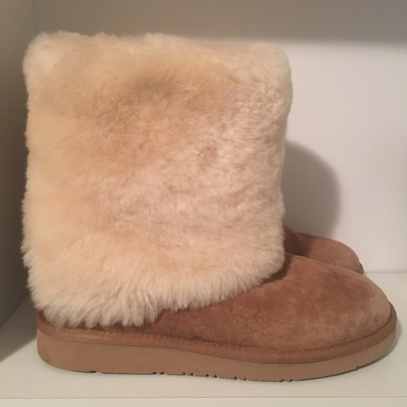 b8180e0d30c UGG 'Patten' Boots in Chestnut