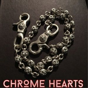 Chrome Hearts Other - 💯%authentic CHROME HEARTS wallet chain 1998