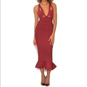 New With Tags House of CB dress