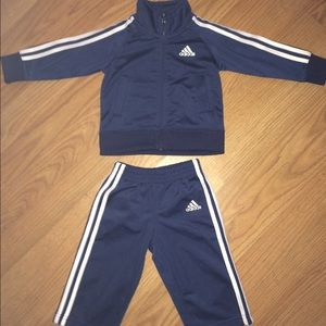 Adidas Other - 💙Baby boy 9 month Adidas track suit💙
