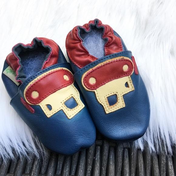 shoofoo Other - Shoofoo Baby Leather Shoes