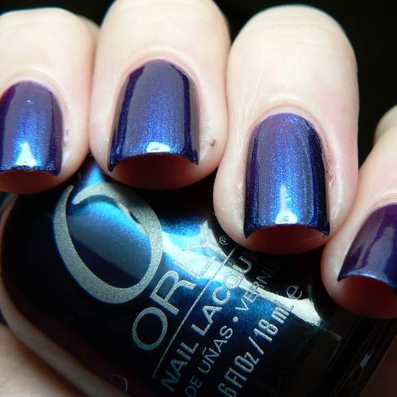 Orly Makeup | Royal Velvet Nail Polish | Poshmark