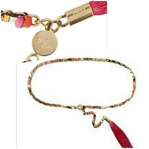 Emilio Pucci Accessories - NWT Emilio Pucci Satin Printed & Gold Chain belt