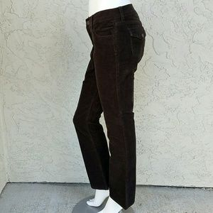 Old Navy Low-Rise Bootcut Corduroy Pants